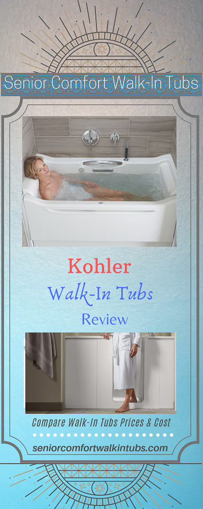 Kohler Walk-In Tubs Review