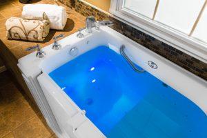chromotherapy tub