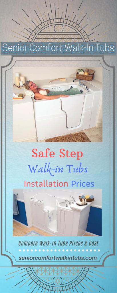 Safe Step Walk-In Tub Installation Prices