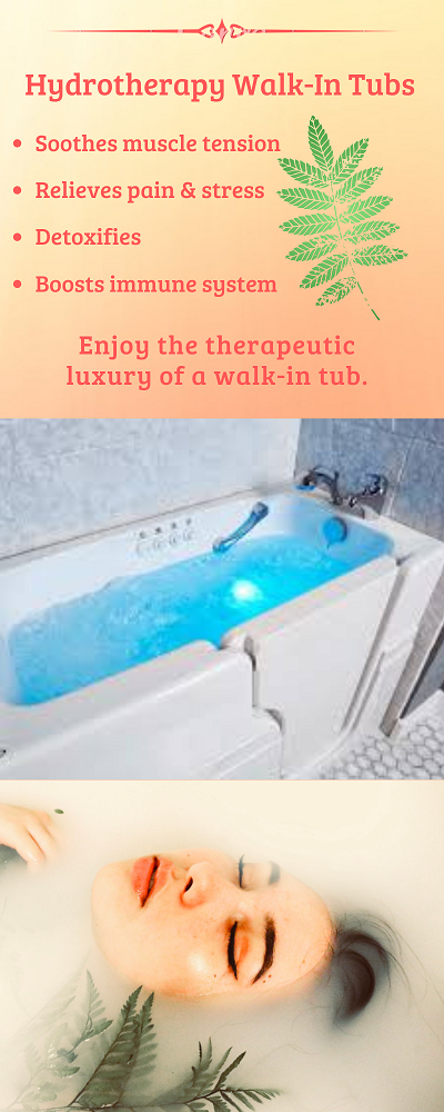 Hydrotherapy-walk-in-tubs